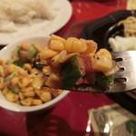 カウボーイ - メキシカンサラダ、美味し