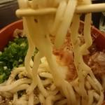 利右衛門 - 麺アップ