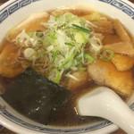 一冨士らーめん - 料理写真:チャーシューメン:630円