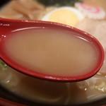 60129745 - 煮干ラーメン(450円)