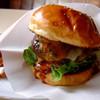 TEDDY'S DINER - 料理写真:W-マッシュ・ブラウンバーガー