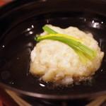 智映 - 椀、白皮の真薯