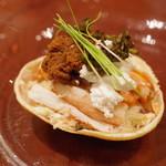 智映 - 香箱蟹(セイコガニ)