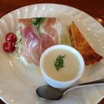 Restaurant Arii - 料理写真: