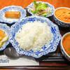 メナムのほとり - 料理写真:Aセットランチ