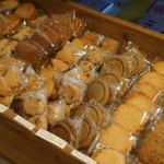 ホホホ座尾道店 コウガメ - 料理写真:クッキーいろいろ!