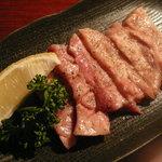 ときわ亭 - 特製たん塩(1029円)