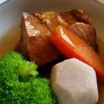日本料理 華雲 - 鰤大根煮物