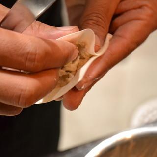 チャオチャオの餃子の美味しさの秘密