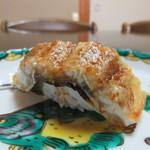 割烹 利助 - 天然鰻の白焼き