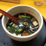 中華そば 麺屋7.5Hz+ - つけスープ