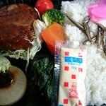 たい寿司 - 料理写真:2日目のお弁当です