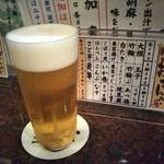 ZO - 生ビール スーパードライ
