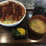 のぶ幸 - ソースカツ丼