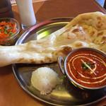 インディアン レストラン プザ - キーマ ベリーホット