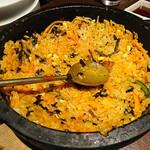 焼肉 おはな - 石焼きバタービビンバ