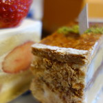 ビルゴ洋菓子店 - 苺ショート、ミルフィーユ