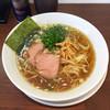 中華そば 上々 - 料理写真:煮干し中華そば 730円
