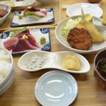 庄司鮮魚店 -