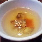 6015029 - ランチのスープ