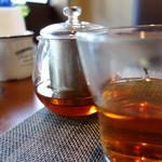 Restaurant la Raison - 紅茶をセレクト