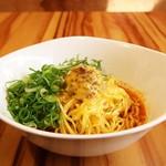 汁なし担々麺 麻沙羅/まさら - 料理写真:汁なし担々麺 あぶりチーズ