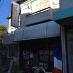 レストラン イデオ - 外観('16/12/17)