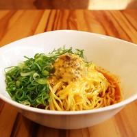 汁なし担々麺 麻沙羅/まさら - 汁なし担々麺 あぶりチーズ