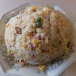 華苑 - 料理写真:松山英樹プロ御用達のチャーハン!