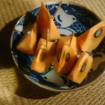 じゅらく - サービスの富有柿