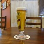 BEER&BURGER DARCY'S - ハートランド(グラス、セットで100円引きの432円)