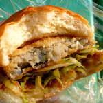 村上カラシレンコン店 - 辛子レンコンを前面に押し出しすぎず、バランスの良い味に仕上げてある(2010年に食べたもの)