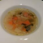 パリアッチョ - スープ