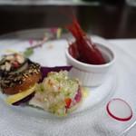チャイニーズレストラン カレン - 料理写真:前菜