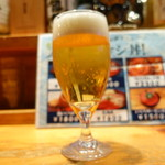 60156553 - ピンぼけビール