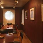 カフェフレール - 小部屋