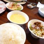 中国四川料理 秀峰 - ランチ