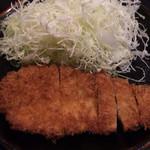 とん竹 - とんかつランチ 850円