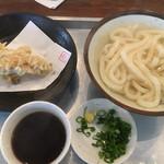 カマ喜ri - 釜揚うどん(*゚∀゚*)340円