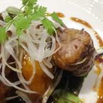瑞雪 - 5品コース@5,400円岩手県産ハーブ豚の黒酢豚