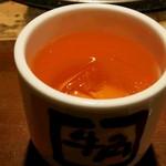牛角 - カムカムジュース