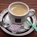 ここから茶房 - ブレンドコーヒー