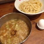フジヤマゴーゴー - 魚介豚骨濃厚つけ麺♡