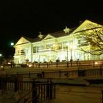 ラッキーピエロ - 旧函館区公会堂