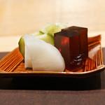 臼杵ふぐ 山田屋 - 香の物