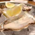 仙台ステーションオイスターバー - 生牡蠣