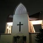 ラッキーピエロ - 聖ヨハネ教会