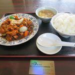 60165159 - 黒酢鶏肉_2016/12