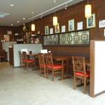 中国料理 頂香 - 店内の様子