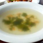 中国料理 頂香 - スープ